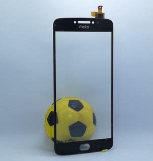 Vidrio Glass Tactil Moto E4 Plus Original
