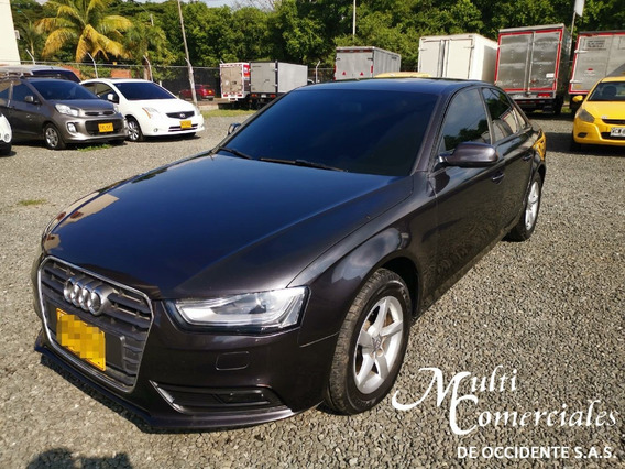 Audi A4 ,modelo 2013, Mecanico, Recibo Camioneta 2013 O Mas