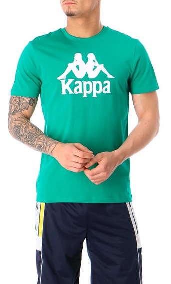 Remera Kappa Authentic Estessi Slim K2303lrz0-k992a Unisex K