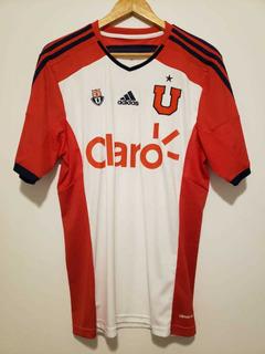 Camisa Universidad Do Chile 2014 Reserva adidas Oficial