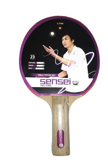 Paleta Ping Pong Sensei 1 Estrella