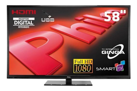 Tv Led Philco Ph58e38dsg - Peças ;7010