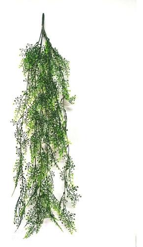 Folhagem De Bambu Mossô Pendente Artificial Arranjo Enfeite