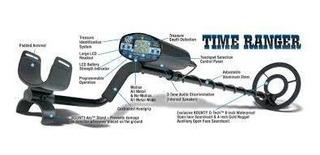 Detector De Metales Bounty Hunter Time Ranger 4500