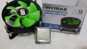 Processador Intel I3 - 2100 3,1ghz Socket 1155 + Cooler Novo