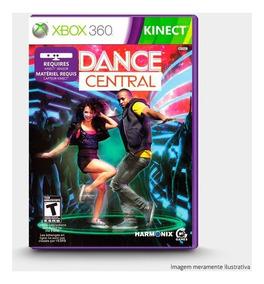 Dance Central - Original Xbox 360 - Novo