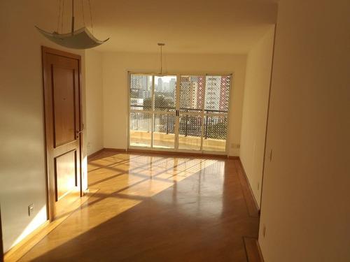 Imagem 1 de 21 de Apartamento Em Chácara Santo Antônio (zona Sul), São Paulo/sp De 104m² 3 Quartos Para Locação R$ 4.000,00/mes - Ap1081361