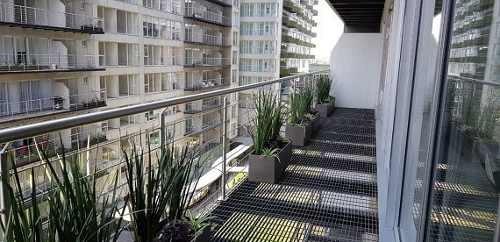 Renta Departamento Amueblado City Tower Green