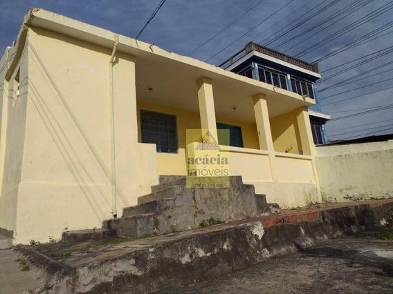 Casa Com 1 Dormitório Para Alugar Por R$ 1.000,00/mês - Parque São Domingos - São Paulo/sp - Ca0877