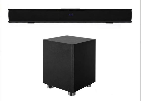 Sound Bar Sw001 Hoopson Bluetooth C/ Microfone Integrado