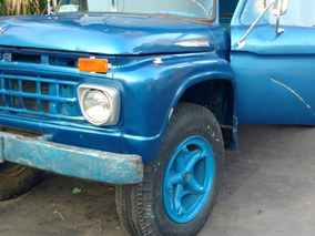 Camion De Volteo Ford 62