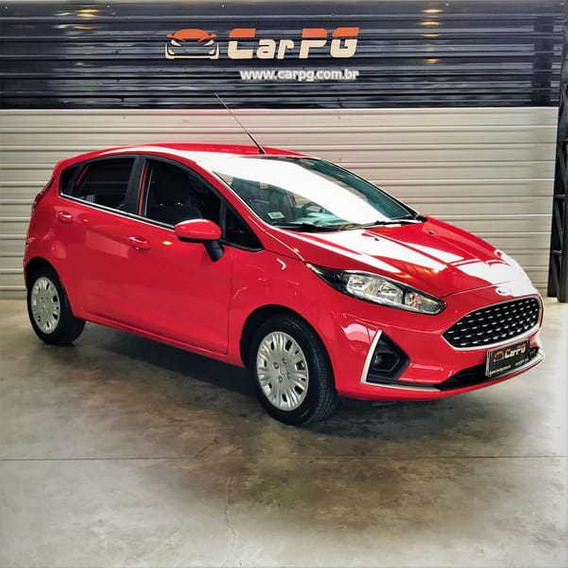 Ford New Fiesta 1.6 Se Hatch 16v Flex Manual 2019 Unico