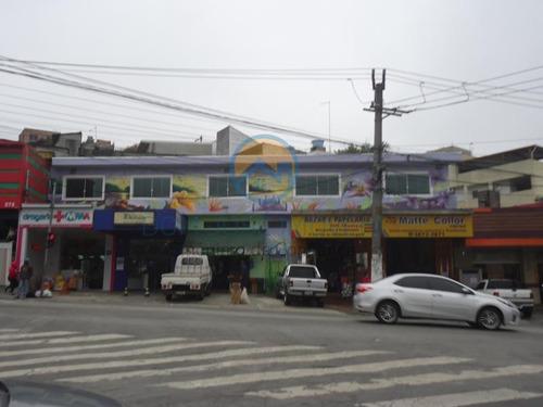 Sobreloja Para Locação Em São Paulo, Parque Independência, 3 Banheiros, 2 Vagas - Sl040_2-950656