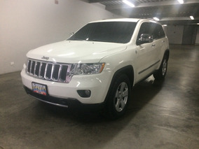 Jeep Grand Cherokee Limited 4x4 Blindada 2012