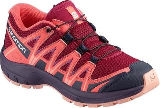 Zapatillas Salomon Running Xa Pro 3d Niños Ce/du