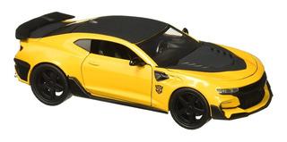 Metals Transformers Chevy Camaro Bumblebee 1 24 Diecast Veh