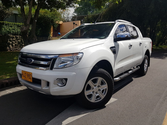Ford Ranger Limited Mt Dc 4x4 Full Equipo