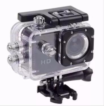 Câmera Go Filmadora Pro Full Hd 720p Sports Bike Moto