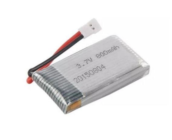 Bateria 3.7v 800mah Drone Syma X5c X5sw Fq777 L15w Intruder