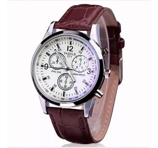 Relógio De Pulso Masculino Yazole Esportivo Y271