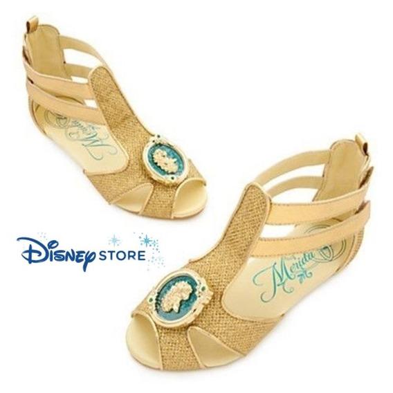 Sapato Princesa Merinda Original Disney Store P/entrega