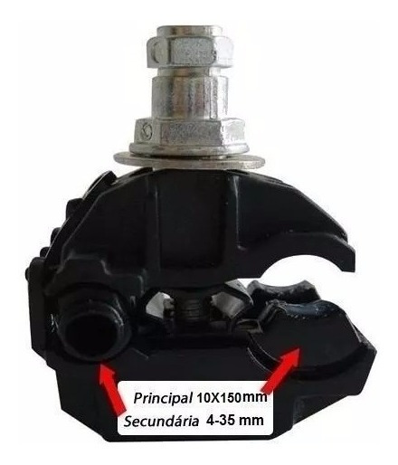 Conector Perfurante Cdp150 4-35x10-150 Kit 40