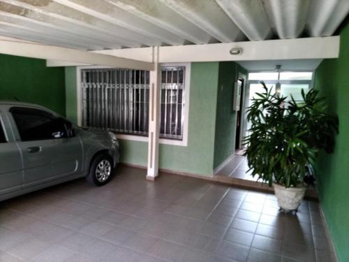 Sobrado Para Venda No Bairro Jardim Bom Clima Em Guarulhos - Cod: Ai10748 - Ai10748