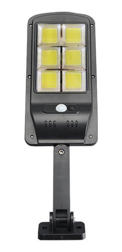Poste Lâmpada Led Energia Solar 300w