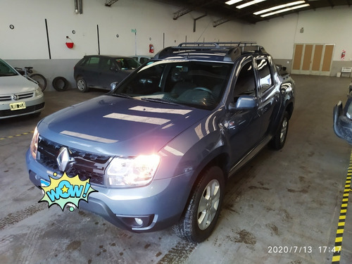 Renault Duster Oroch 2018 1.6 Dynamique - Uso Particular