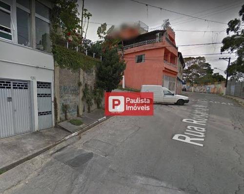 Terreno À Venda, 1700 M² Por R$ 3.000.000,00 - Vila Califórnia - São Paulo/sp - Te0483