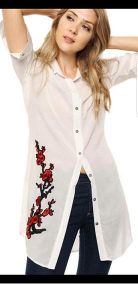Blusas Camisas , Maxi Camisas, Camisolas, Seda Fría,encaje