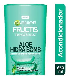 Acondicionador 2 En 1 Aloe Hidra Bomb 650ml Fructis Garnier