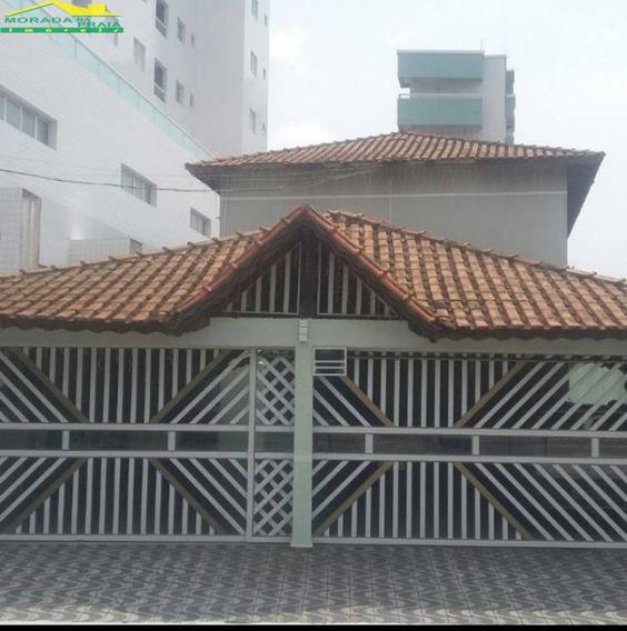 Condomínio De Sobrado Com 2 Dormitórios , Garagem, Confira Na Imobiliária Morada Na Praia. - Mp13687
