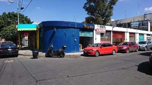 Local En Renta En Coyoacan, Colonia Culhuacan, Ubicado En Zona Transitada