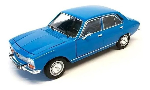 Auto A Escala Peugeot 504 1975