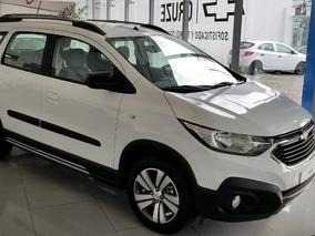 Chevrolet Spin 1.8 Lt Linea 2019 Pantenta Cliente Sv
