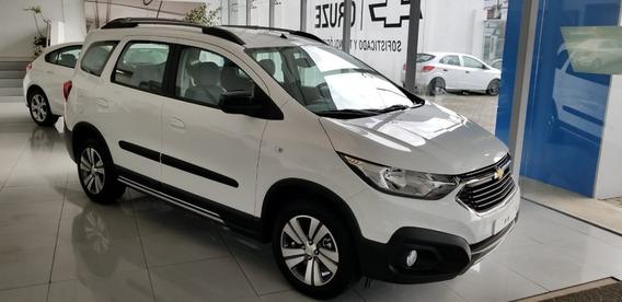 Chevrolet Spin 1.8 Lt Linea 2019 Increíble Precio!!! L.m