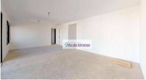 Apartamento Com 3 Dormitórios À Venda, 131 M²- Vila Monumento - São Paulo/sp - Ap5451