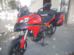 Multistrada Touring 1200 S 2014 Unica