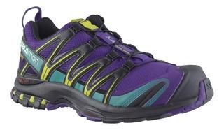 Zapatillas Mujer Salomon Running Xa Pro 3d Goretex® Ac/bl