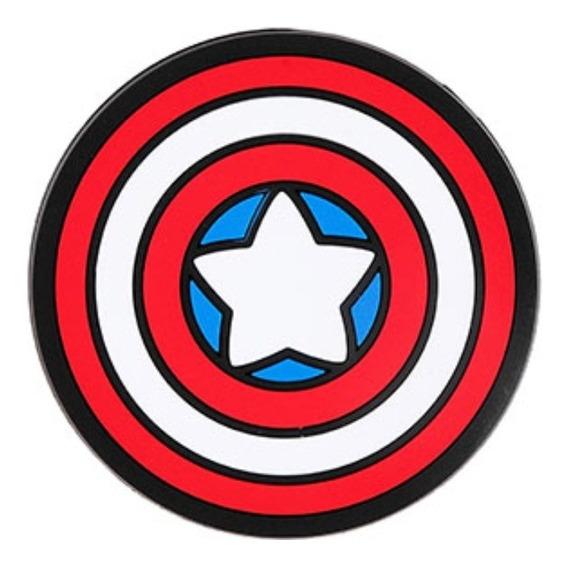 Porta-copos 2 Unidades Marvel Miniso - Capitão América