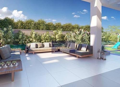 Apartamento Garden À Venda, 77 M² Por R$ 1.001.000,00 - Perdizes - São Paulo/sp - Gd0087