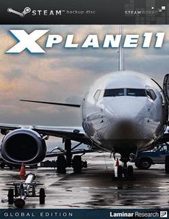 X Plane 11 - Steam / Entrega Inmediata
