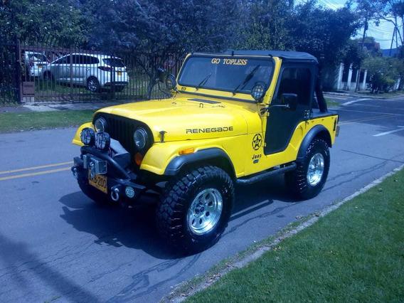 Jeep Renegade 4x4 Con Bajo