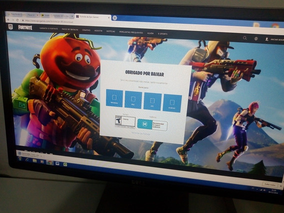 Pc Gamer I5 Com Amd