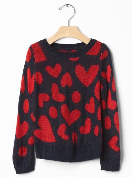 Sweater Niña Gap Importado