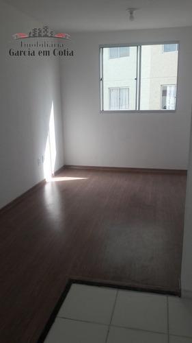 Apartamento A Venda No Bairro Jardim Petrópolis Em Cotia - - 49-1