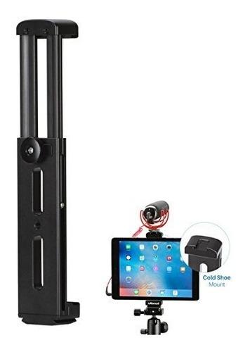 Imagen 1 de 9 de Soporte Del Soporte Del Tripode Del iPad De Aluminio Por El