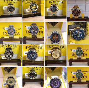Relógio Invicta Original Com Um Ano De Garantia Do Fabricant