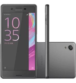 Sony Xperia Xf5122 Preto Grafite 23mp, 64gb (leia O Anúncio)